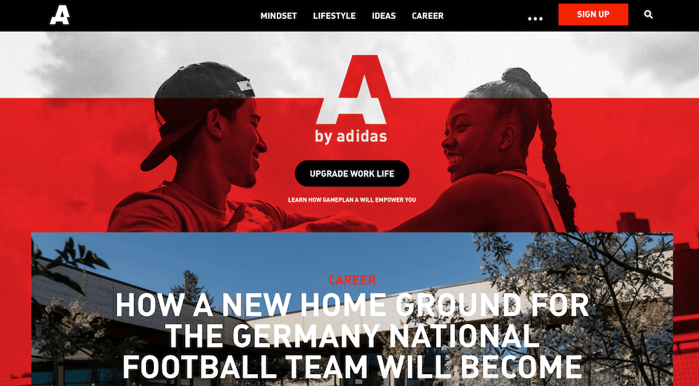 Marketing kulturowy naprzykładzie działań firmy Adidas.