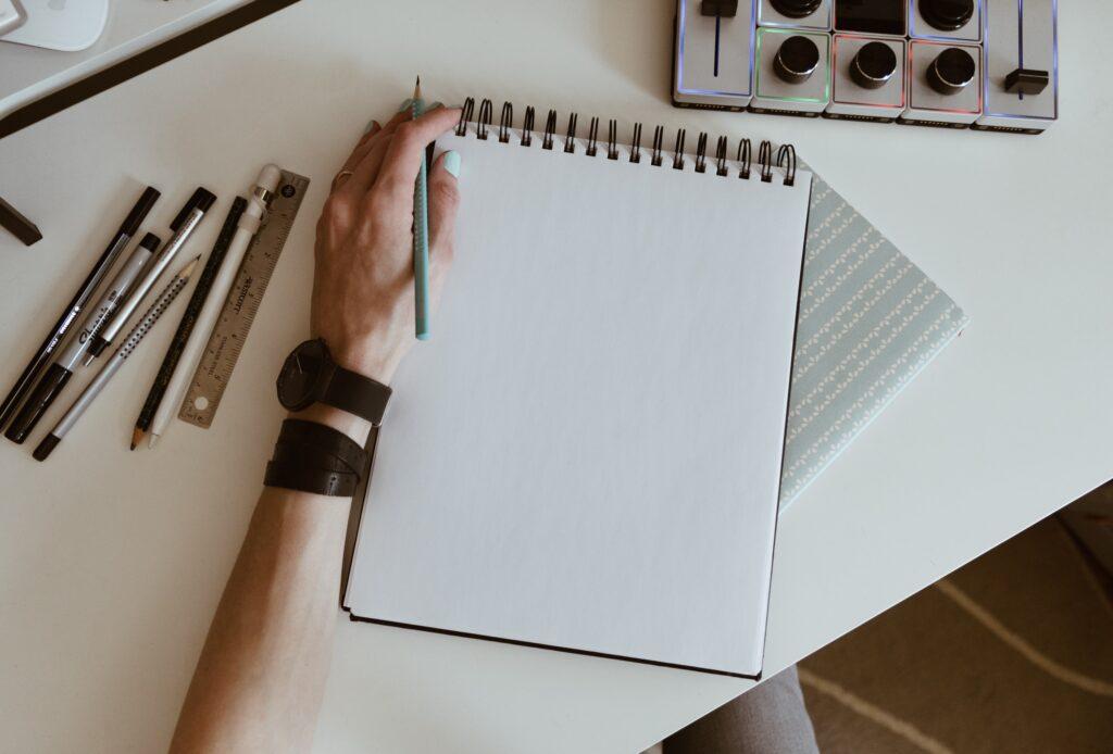 Zaczynamy zapisywać pomysły_strategia komunikacji
