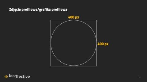 Wymiary grafiki profilowej na LinkedIn