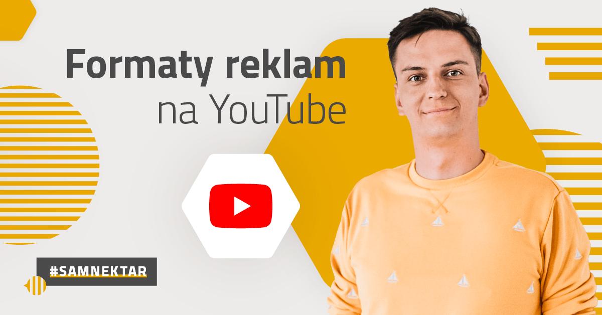 formaty reklam w YouTube