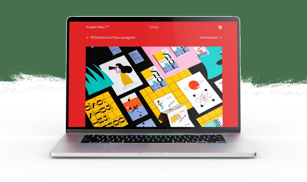 Projekt roku_komunikacja wizualna
