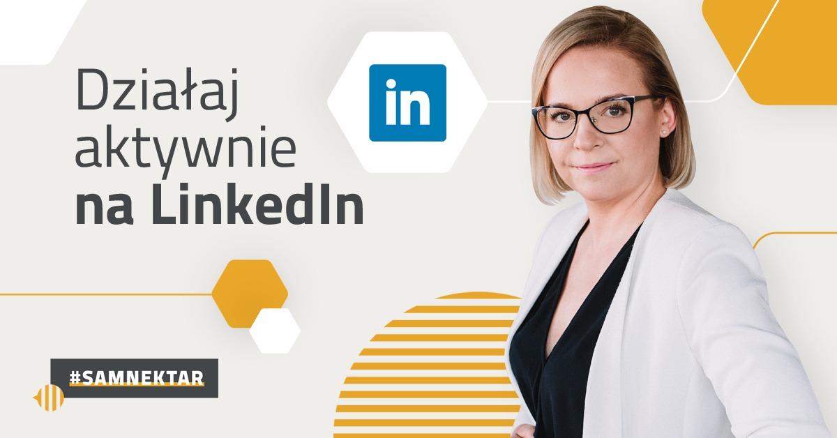 Aktywność na LinkedIn