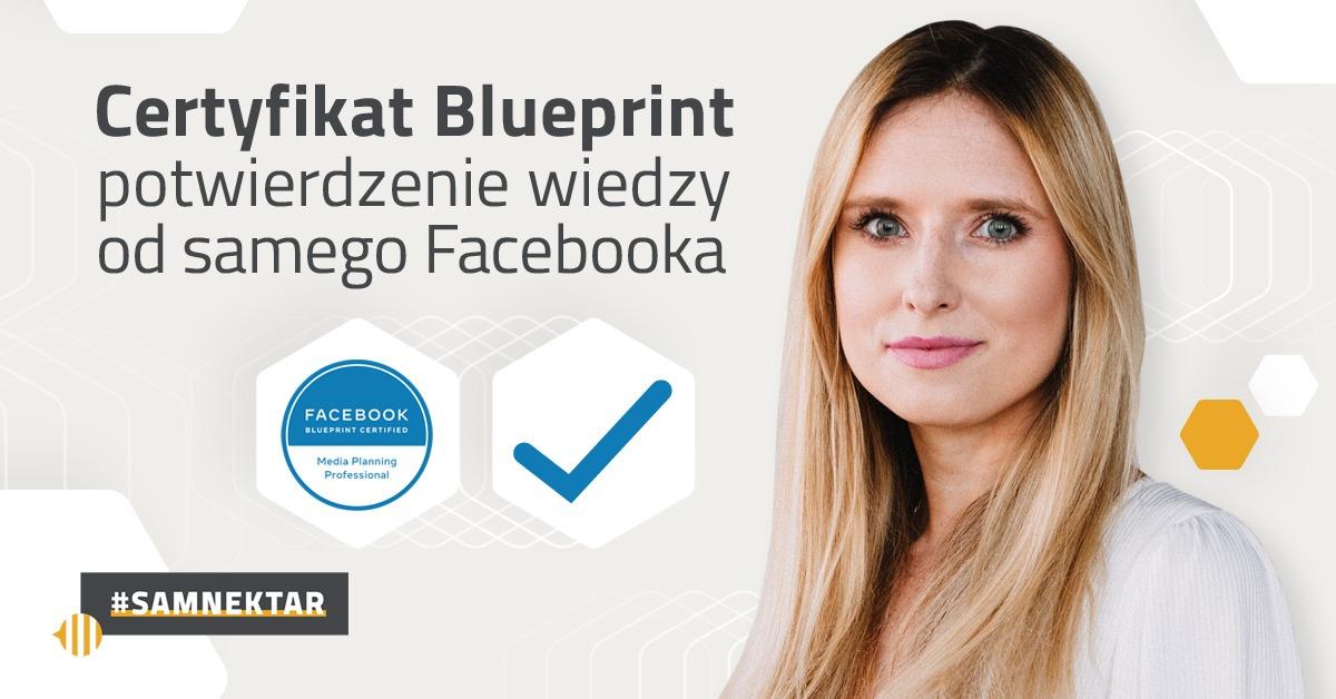 Certyfikat Blueprint