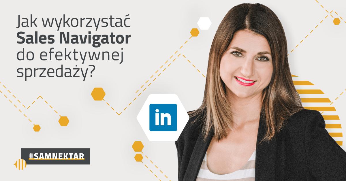 Sales Navigator_efektywna sprzedaż na LinkedIn
